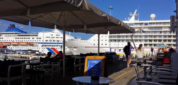 Λιμάνι προορισμού το λιμάνι του Αγίου Νικολάου;