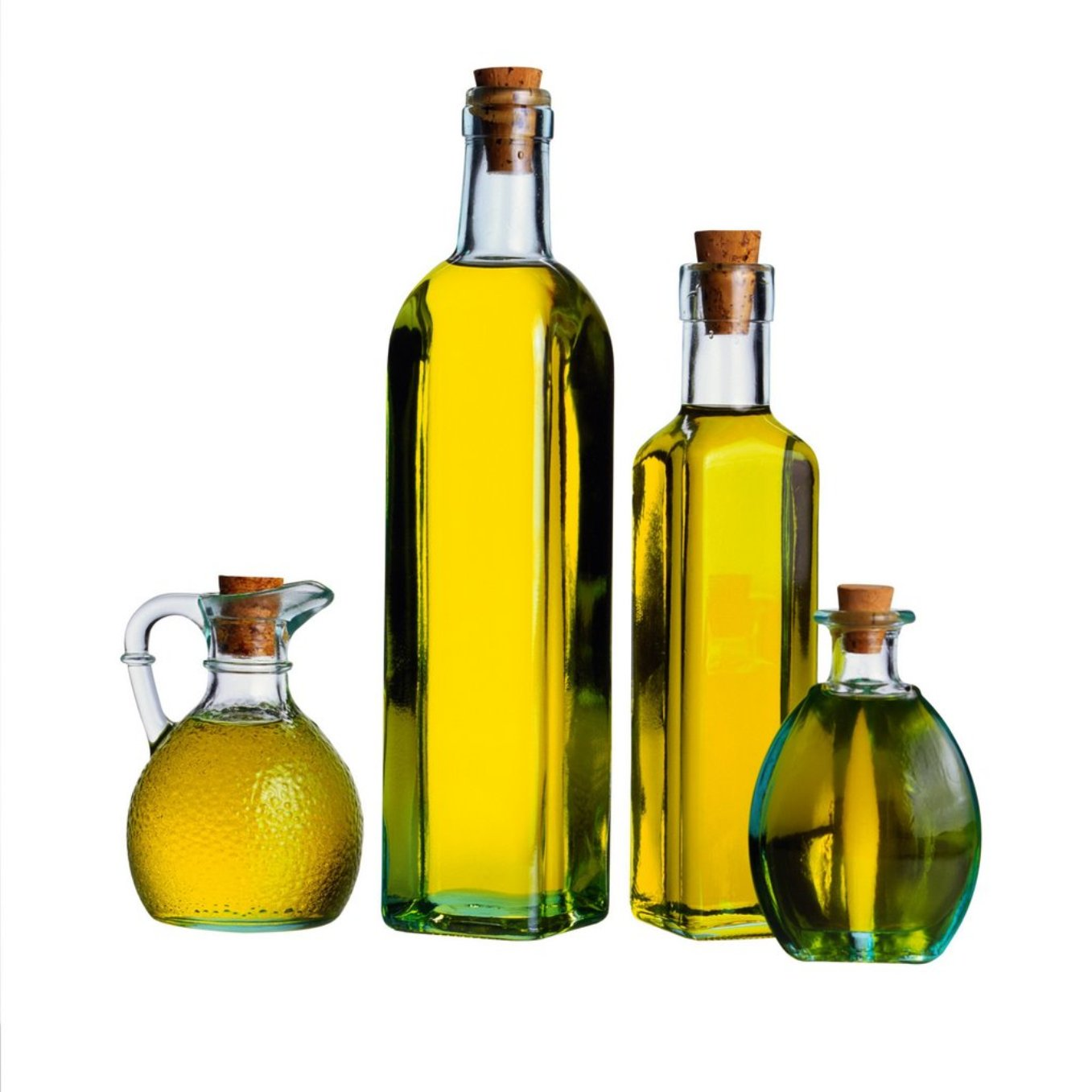 olive oil botles